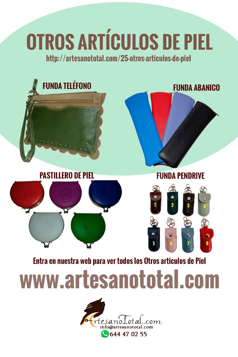 http://artesanototal.com/25-otros-articulos-de-piel