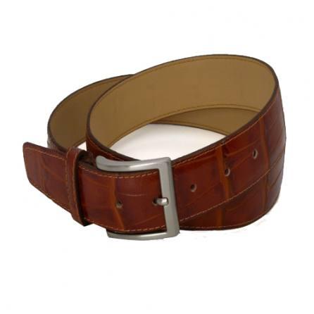 Cinturón de Piel AT-101
