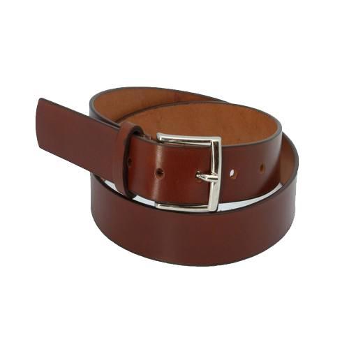 964e58a0cfb Elegante cinturón de cuero para hombre.