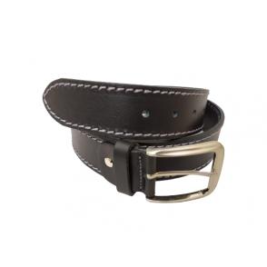 Cinturón de cuero para hombre.