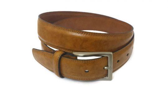Cinturones de piel, la mejor opción para ti. Escoge la talla adecuada