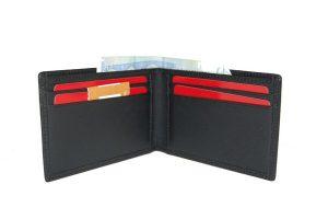 730c428de3a ... la cartera tome mucho espacio o se vea muy abultada la cartera  billetero sencilla es una opción muy buena para ti